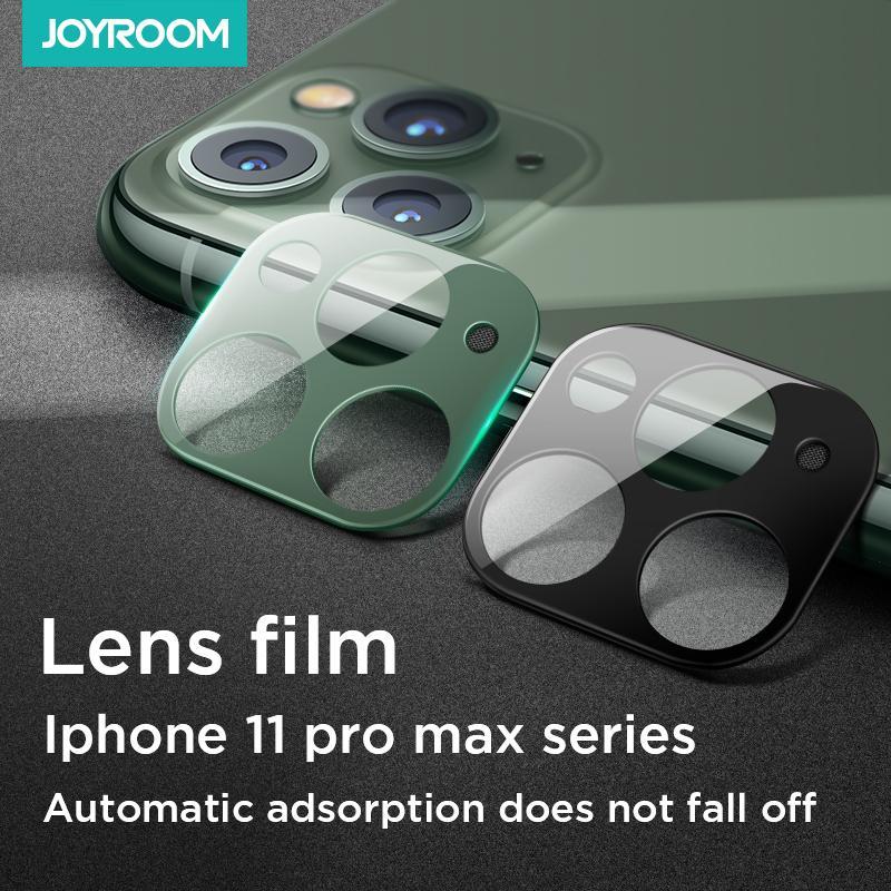 Joyroom Camera Lens Screen Protector Clear iPhone 11 Pro, Pro Max 2