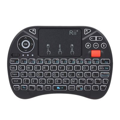 2.4Ghz Mini Wireless Keyboard with Touchpad Numeric Keypad Portable Ultrathin Remote Keyboard Mouse Combo