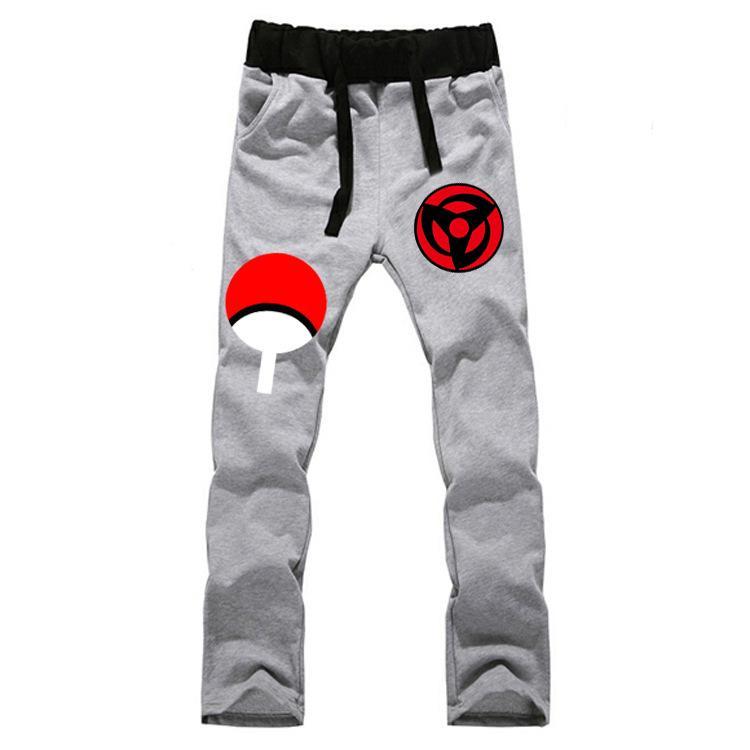 Hatake Kakashi Sharingan 3D Printed pants Sweatpant Streetwear Sports Trousers