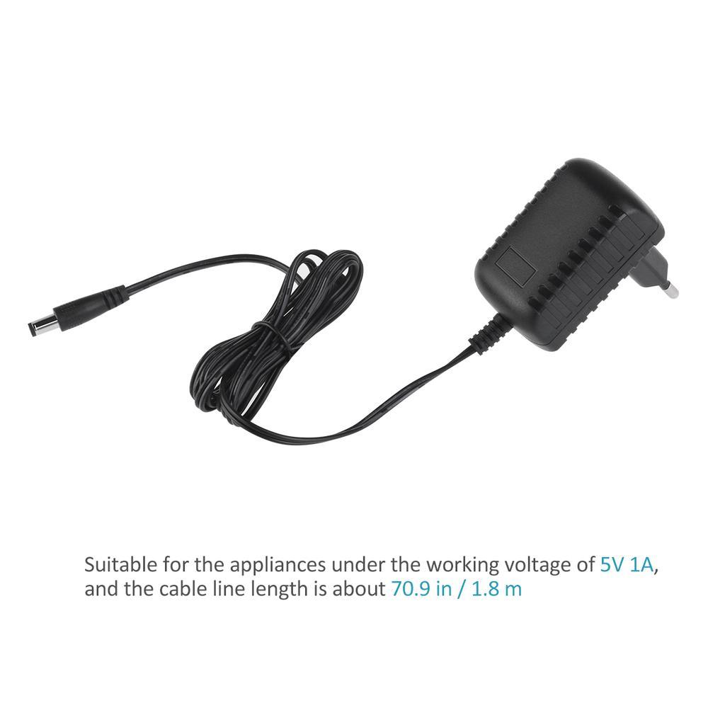 LEORX 24V 2A Power Supply Adapter for LED Light CCTV Security Camera
