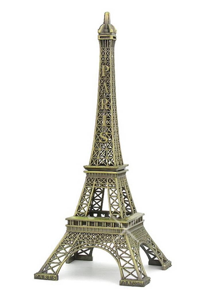 Eiffel tower statue Eiffel tower Quartz carving Paris home decor Geode carving Eiffel tower figurine Gemstone carving Anniversary gift