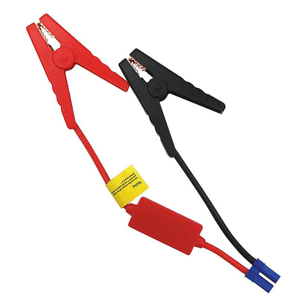Booster Jumper Cables Automotive Replacement Battery Jumper Starter Cables For Car Battery Connection Emergency Alligator Clamp Booster Battery Clips
