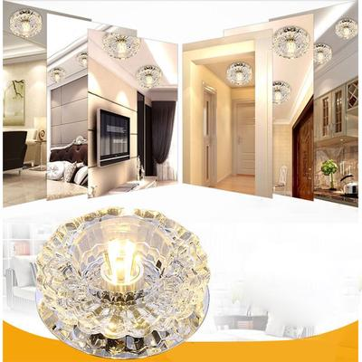 Ultra-Thin LED SMD Acrylic Ceiling Panel Light Square Board Lamp Lobby Corridor