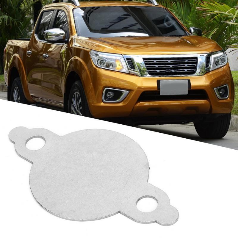26 EGR valve blanking plate for Nissan Navara Pathfinder X-trail Patrol 2.5