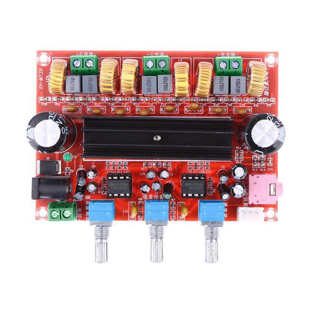 Tpa3116d2 21 Channel Digital Subwoofer Stereo Speaker Amplifier Details About Sub 150w Board Kit 2sa1943 2sc5200 1 Of 10