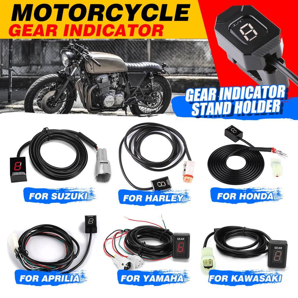 FOR Kawasaki Ninja 250R 2008 2009 2010 2011 2012 Plug and Play gear indicator