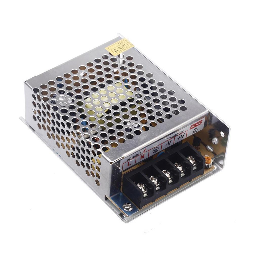 240 V zu DC 5 V 5 A 25 W Spannung Transformator Schalter Netzteil f/ür LED Streifen lixada AC 100 V