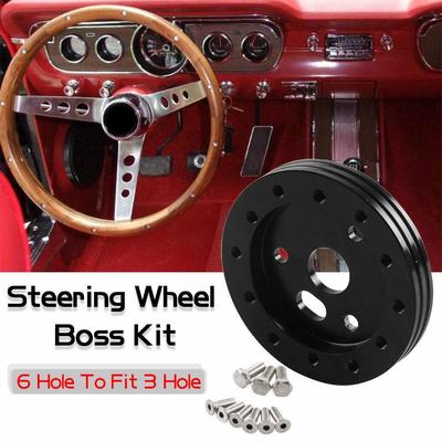 CLASSIC CHEVROLET HEAVY DUTY BALL BEARING SUICIDE SPINNER KNOB UNIVERSAL ITEM