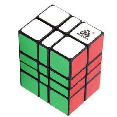 3x3x3 Irregular  Cube Speed Twist Puzzle Kids Brain Educational Toys