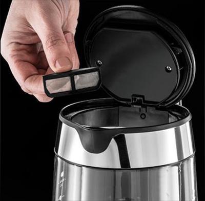 WK 3477 Digital tea and water kettle