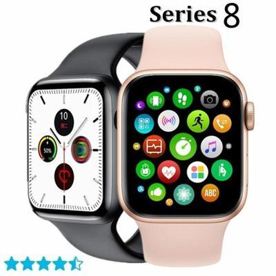 "2021 New 1.69 ""Touchscreen Bluetooth Call Smart Watch Heart Rate Blood Pressure Monitor Smartwatch"