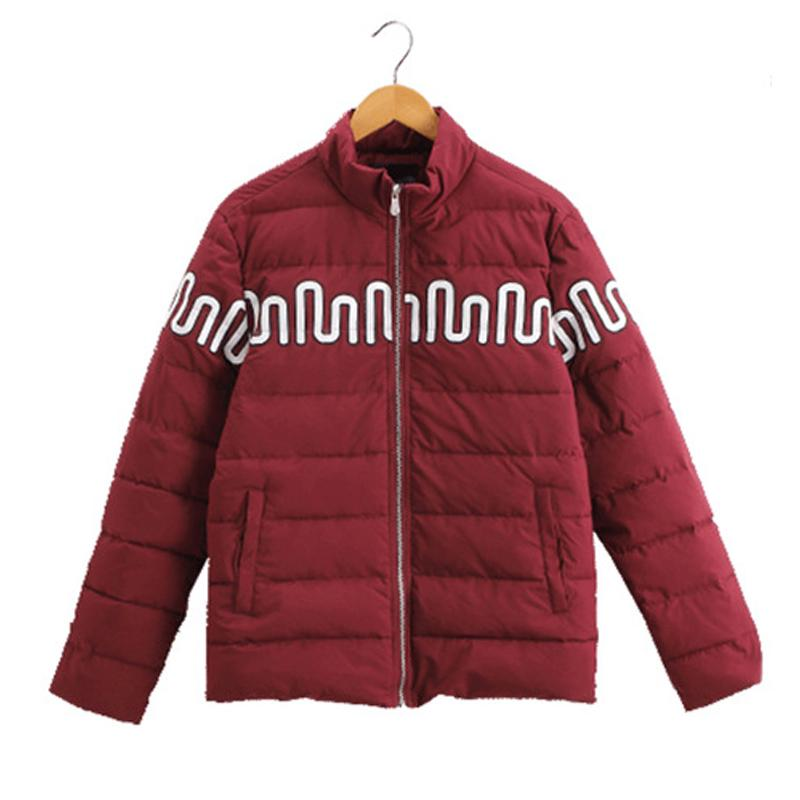 fc5f88a22f Vomint Winter Men Warm Smart Casual Coat Zipper Diamond Sewing Thicken  Parkas Fashion Business Male-buy at a low prices on Joom e-commerce platform