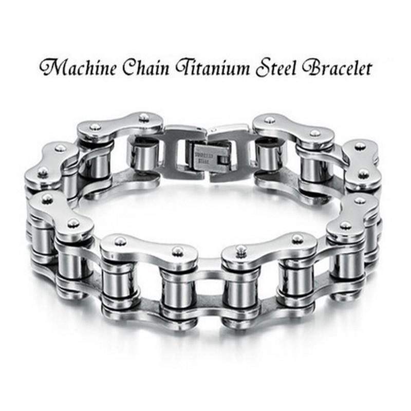 Hommes//Femmes Silicone Chaîne Gourmette 12 Constellation Zodiac Titane Bracelet Acier