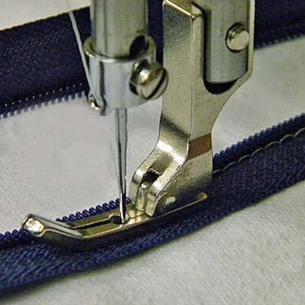 Швейная металла оснастки на лапки скрытого стерженек лапки для швейных машин фото