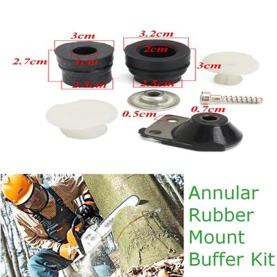 Annular Rubber Mount Buffer Kit Set Fit Stihl 026 024 MS240 MS260 Pro  Chainsaw