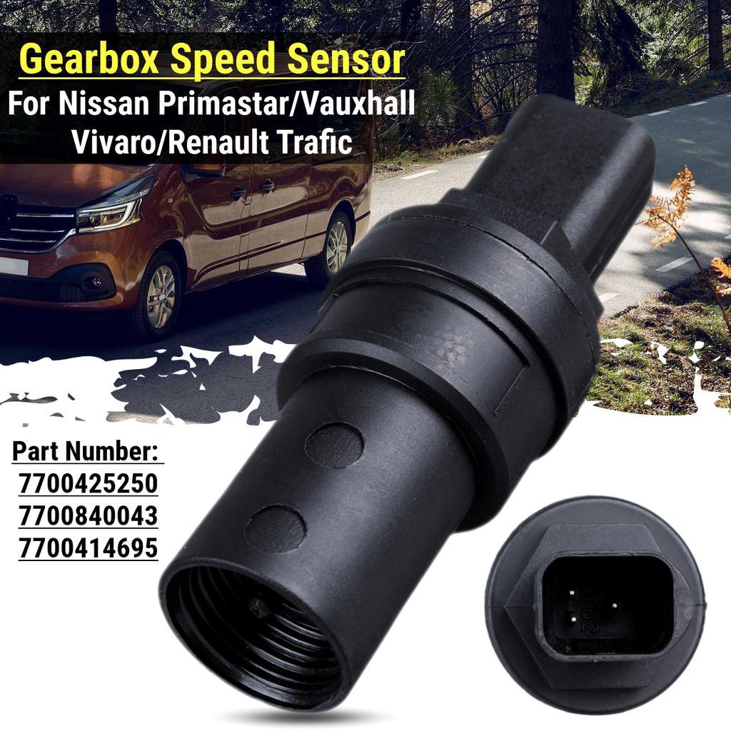 For Nissan Primastar Speedo Gearbox Speed Sensor Odometer 2001-2014 3 Pin