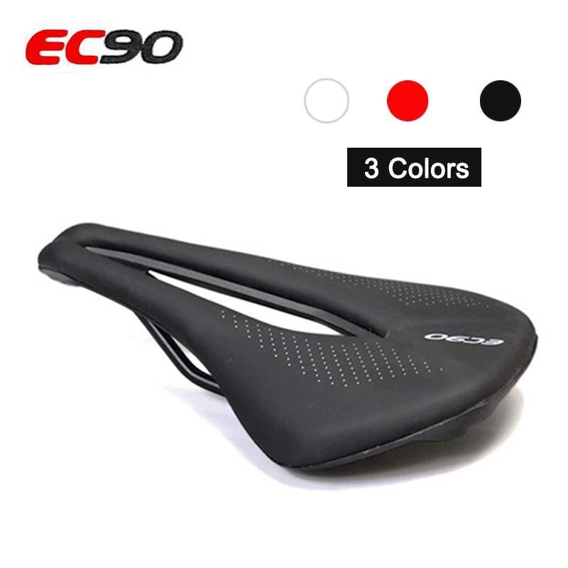 Professional Bicycle Seat MTB Road Racing Bike PU Breathable Soft Saddle Cushion
