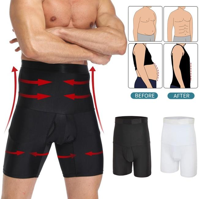 Best Shapewear Underwear For Men Male Corset Girdle Tummy Tucker Trimmer Pants