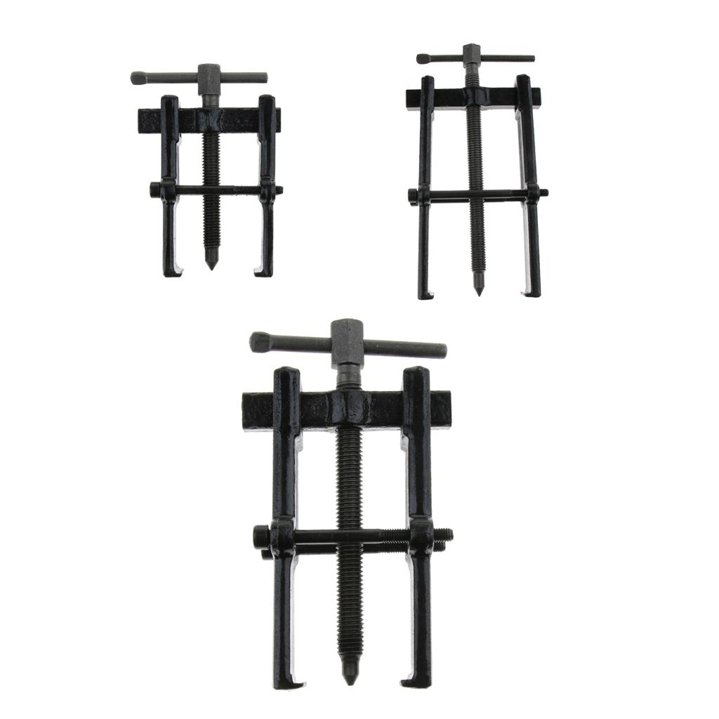 """3/"""" 4/"""" 6/"""" 75mm 100mm 150mm Universal 3 Arm Puller Removal Tool Set"""