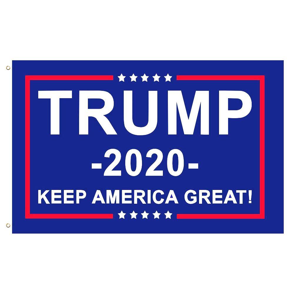 3x5 President Trump Make America Great Again Red Flag 3x5 Banner Grommets MAGA