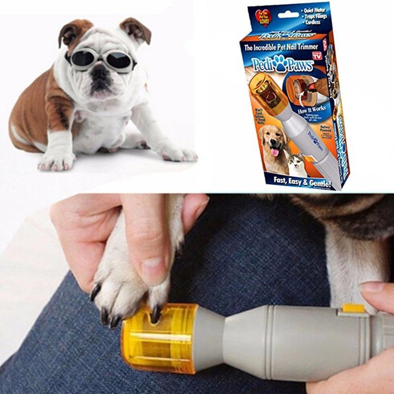 Pedi Paws Electric Pet Supplies Nail File Trimmer Replacement Heads ...