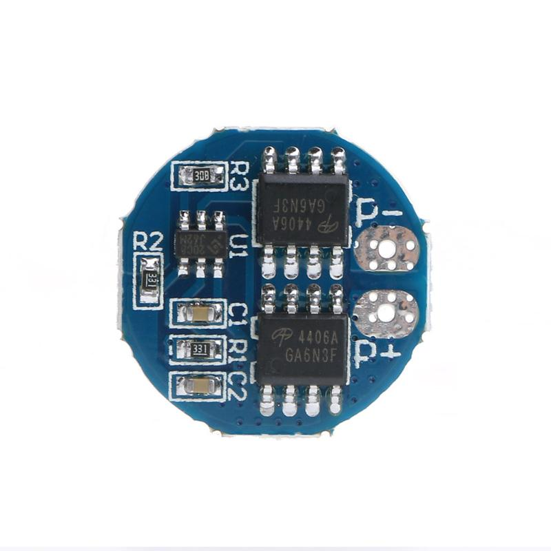2PCS NEW 2S 5A Li-ion Lithium Battery 7.4v 8.4V 18650 Charger Protection Board