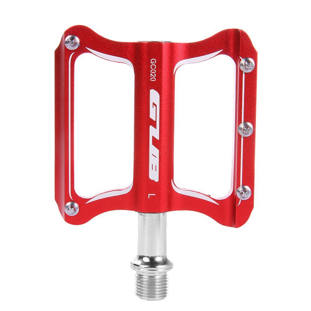 2pcs Mountain Bike Pedal Aluminum Alloy Folding Pedal Bike Pedal