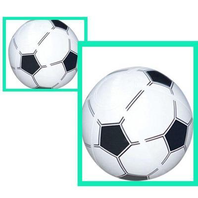 d523f42d Fútbol inflable Blow Up playa bola fiesta de verano bolsa relleno 40cm  juguete