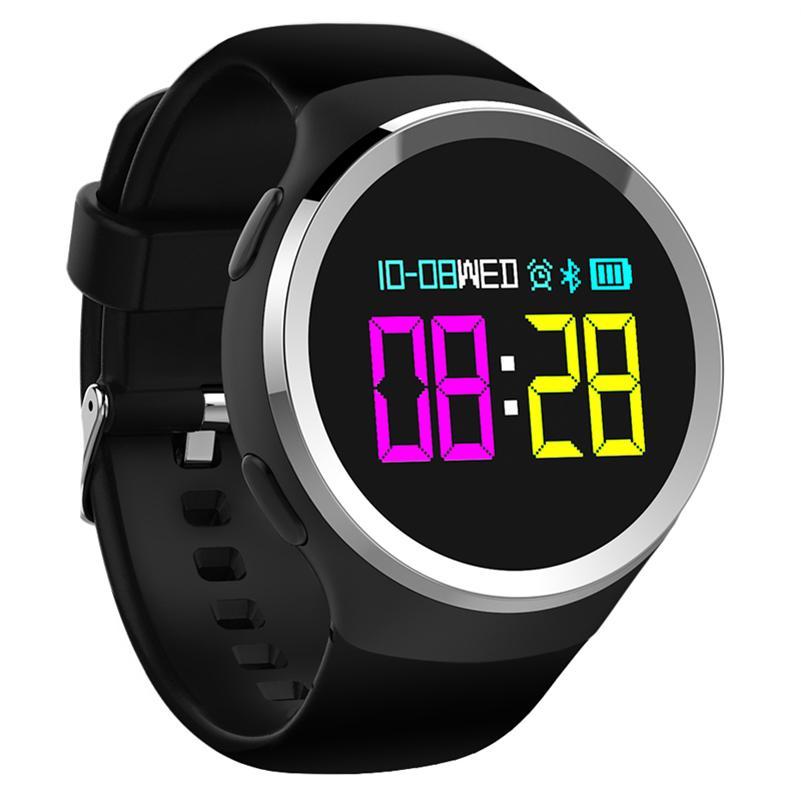 Sports smart watch GZDL blood oxygen pressure anti-lost sleep monitor smart  watch bluetooth pedometer
