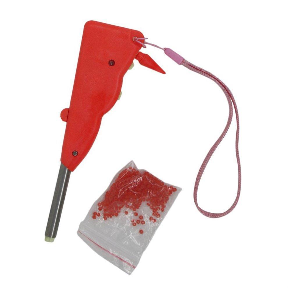 Tragbare Bloodworm Clip Angeln Köder Köder leicht Clip Automatik ...