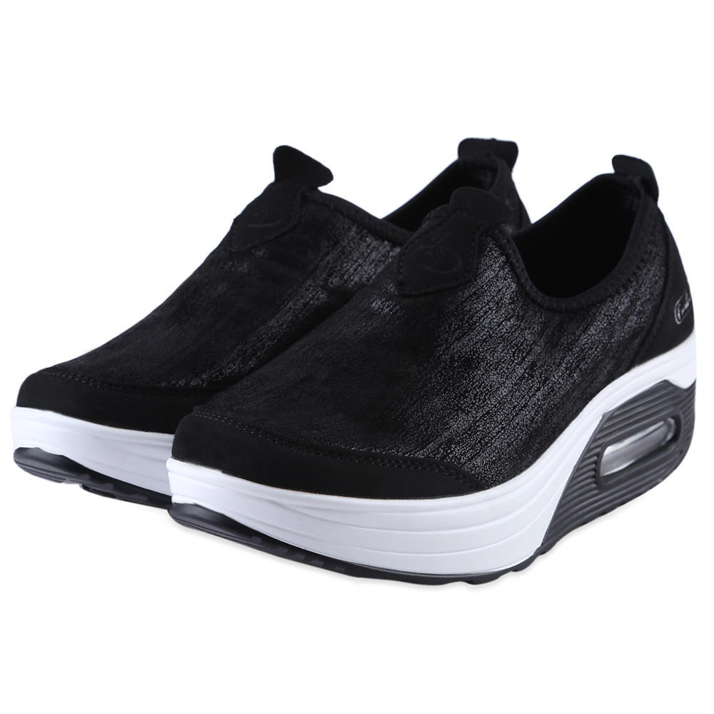 605acb9e3dd5 Casual Pearlite Layer Comfortable Slip On Ladies Platform Shoes-buy at a  low prices on Joom e-commerce platform