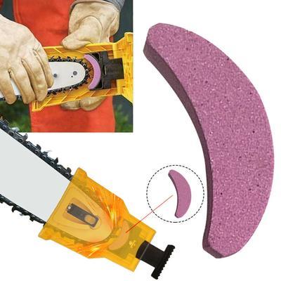 Nouveau tronçonneuse dents Sharpener Woodworking Meule Scie Chaîne D/'outils d/'affûtage
