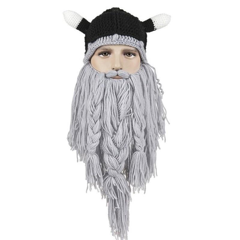 1 * sombrero + 1 * Fake barba - comprar a precios bajos en la tienda ...