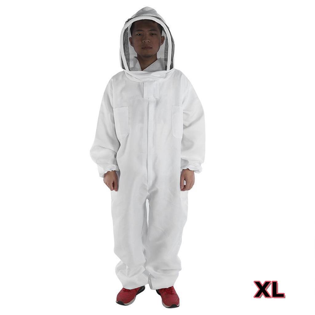2XL Protective Best Quality Cotton beekeeping beekeeper bee suit Fencing veil