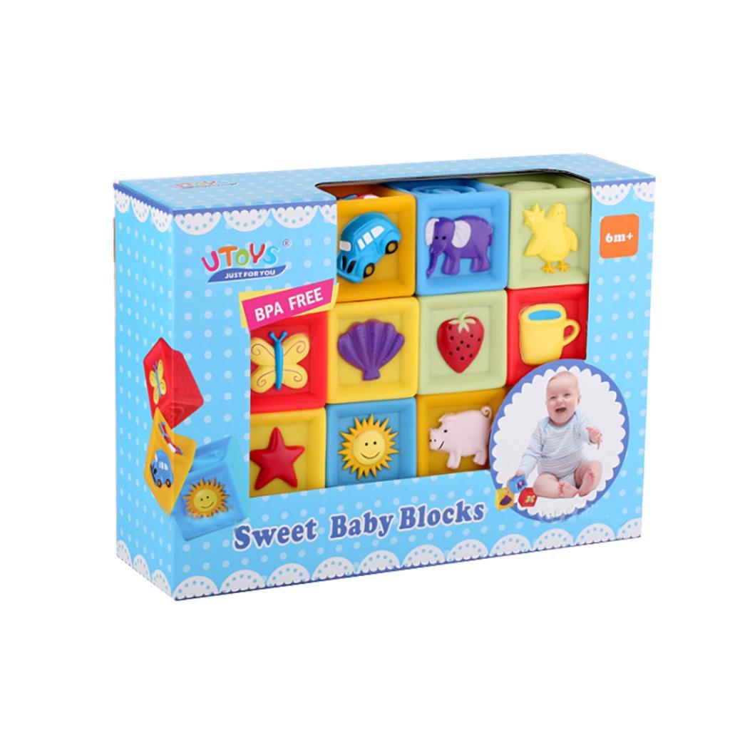 Creative Soft EVA Baby Bath Puzzles Foam Floating Animal Shape Classic Toy