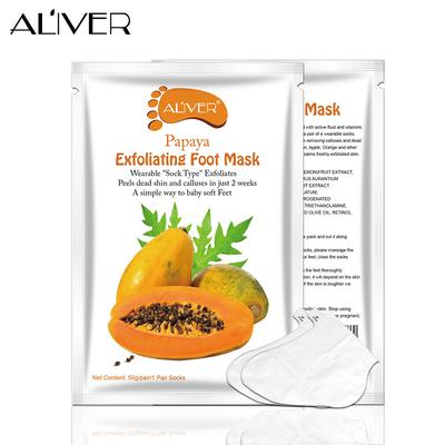 Hand & Feet Care: Pair of feet mask-prices and delivery of