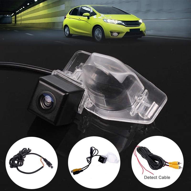 Car Reversing Waterproof Backup Camera For Honda CRV FIT Jazz Crosstour Odyssey