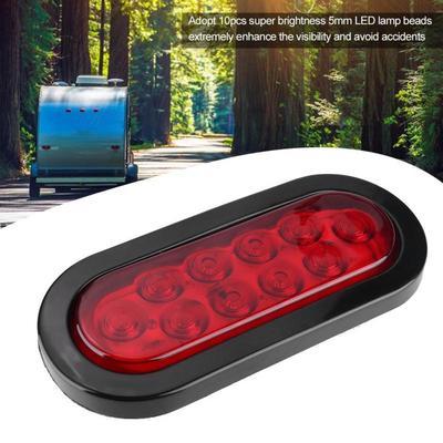 36 LED Super Bright Waterproof Car Truck Rear Tail Lights Lamp Brake Stop Lights