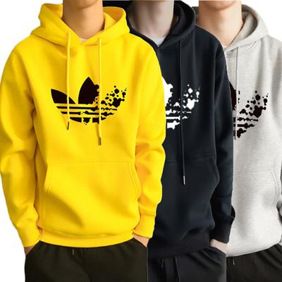 New Sweater Men's Sports Hooded Casual Jacket