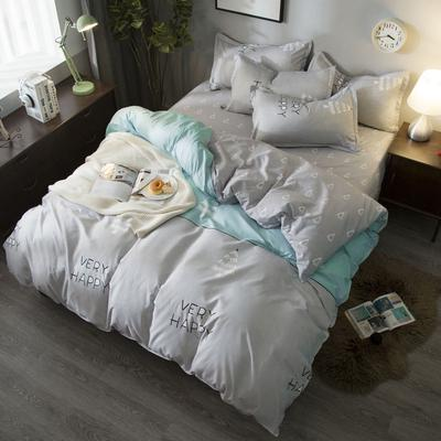 f35b24f4b8 Home Textiles Comfortable Lovely Printed Dormitory Studengts Bedding Sets  Breathable Cover Sets