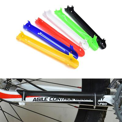 2X Back To Back Nylon Strap 25cm Bike Bicycle Pump Holder Ties Fixedstoj$