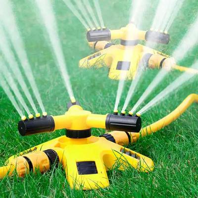 Garden Sprinklers Automatic Watering Grass Lawn 360 Degree Circle Rotating Water
