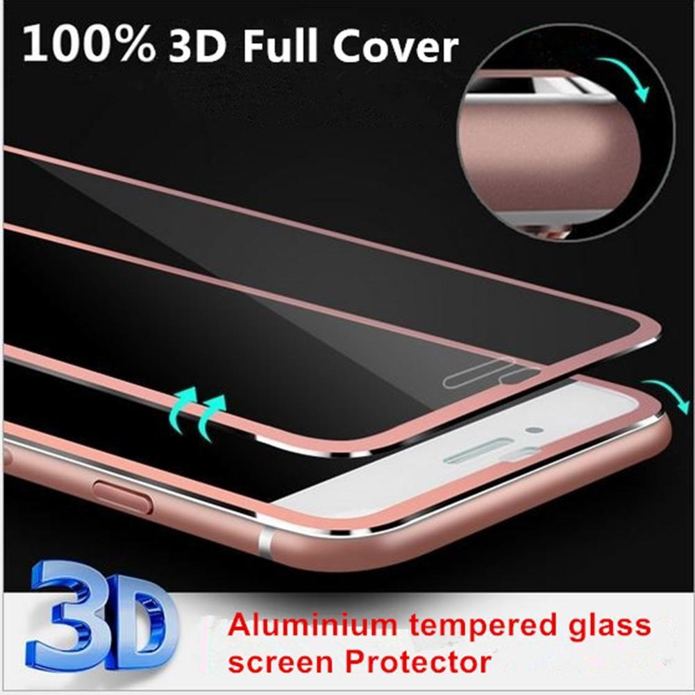 Reinforced Glass Screen Protector For Iphone 6 6s Plus Buy At A Low Remax Aluminum Metal Button Bumper Case 5 5s 1 Of 8
