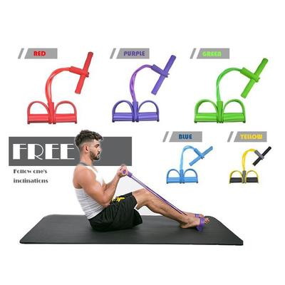 Body Yoga Tummy Action Rower Abdominal Exercising Fitness Toner Equipments Gym
