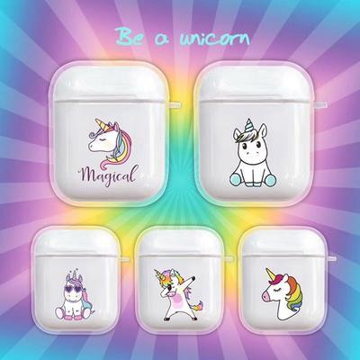 airpods case cute unicorn