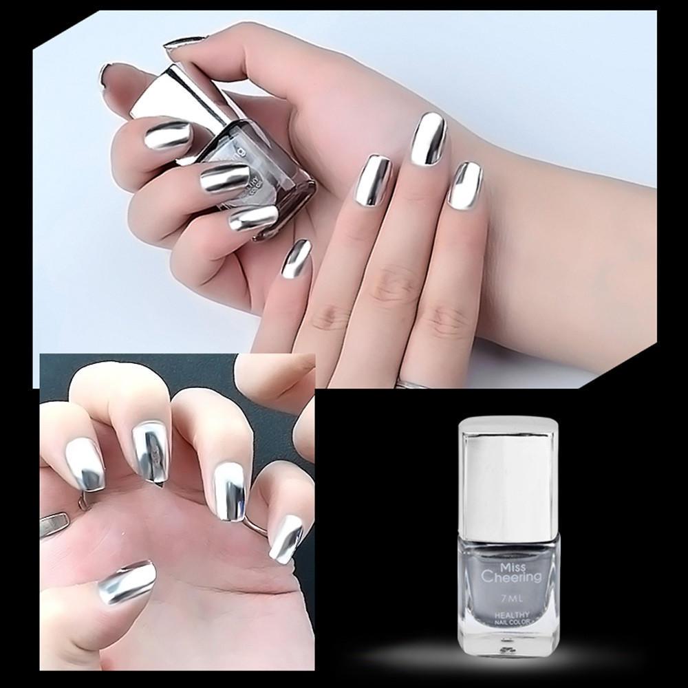Espejo de moda Metallics esmalte de uñas esmalte de uñas - comprar a ...