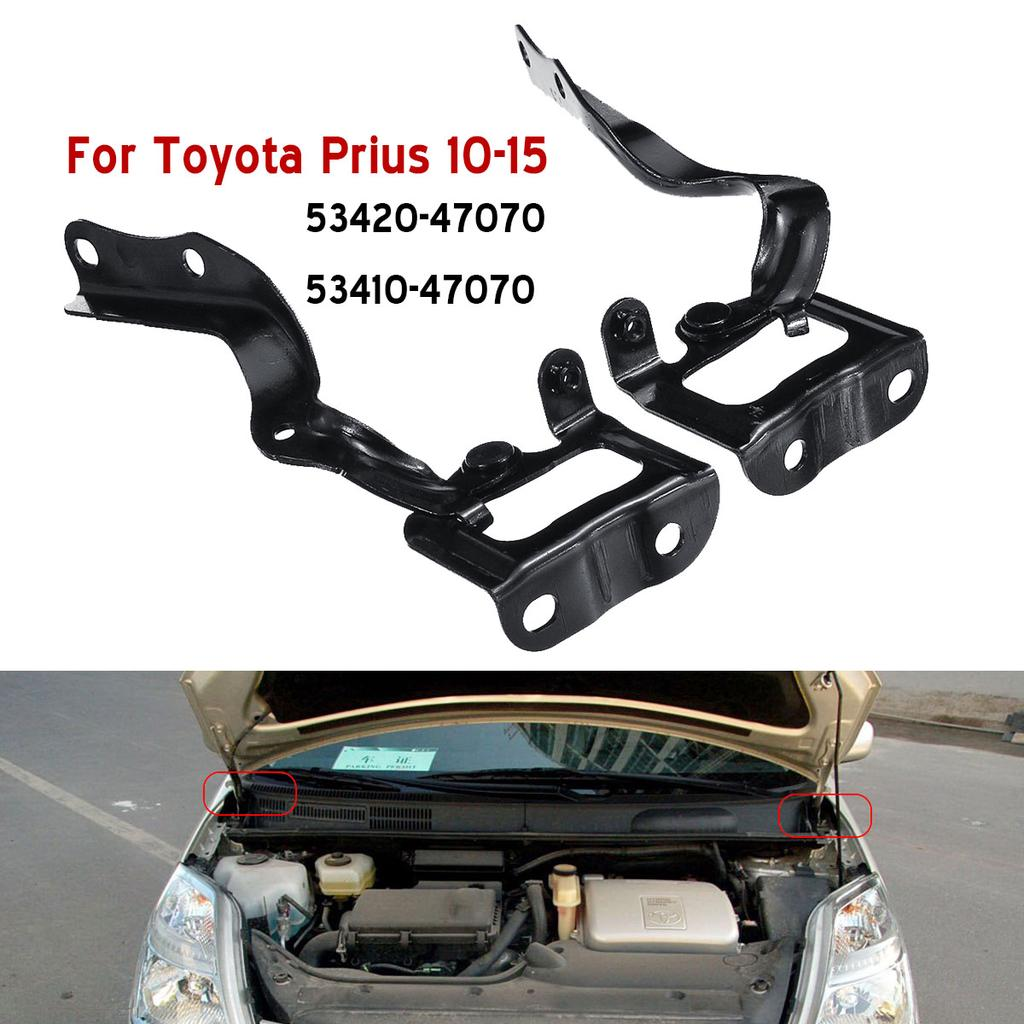 2003-2009 for Toyota Prado Fj120 Front /& Rear Car Door Storage organizer Box 4pc