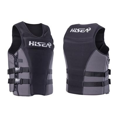 Adult Kids Life Jacket Kayak Buoyancy Aid Vest Sailing Fishing Swimming Useful U