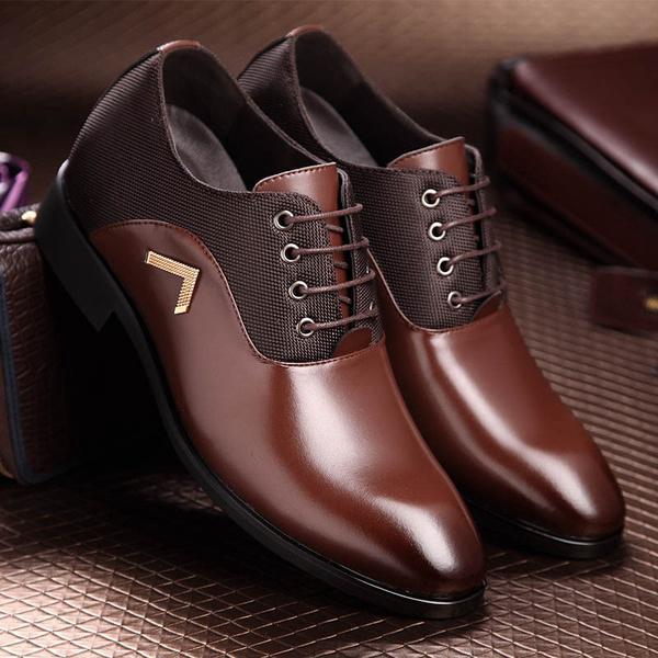 Stylish Design Mens Dress Formal Shoes