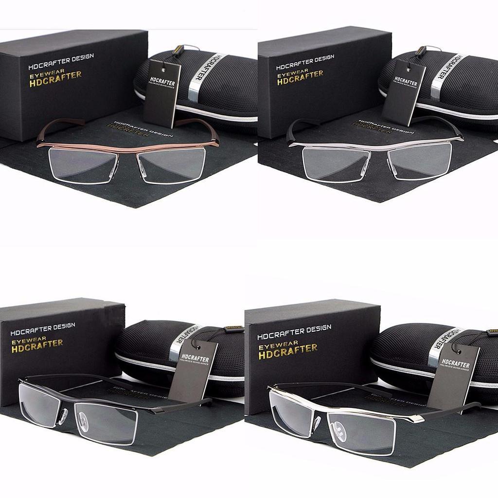 Marco de gafas de nuevo hombres memoria vasos de plástico Rx ...